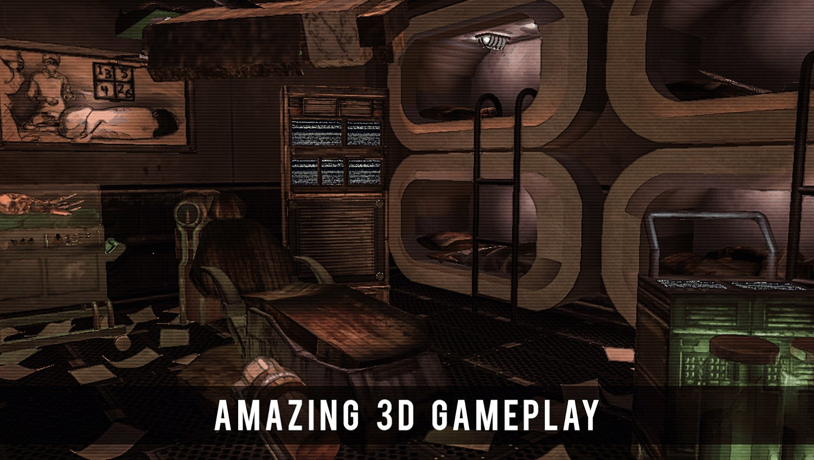 6-Escape Game: Madness 3D