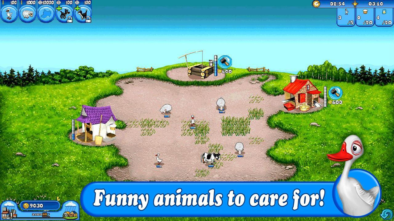 2-Farm Frenzy Free: Time management game