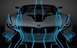 BMW Vision Efficient...