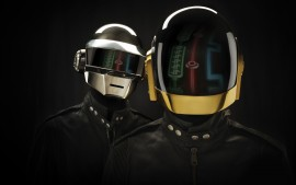 French Musicians Daft Punk