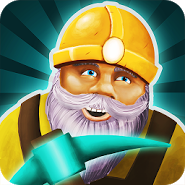 Clicker Mine Mania 2 - Idle Tycoon Simulator