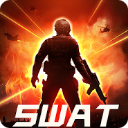 Black SWAT - counter terrorists game