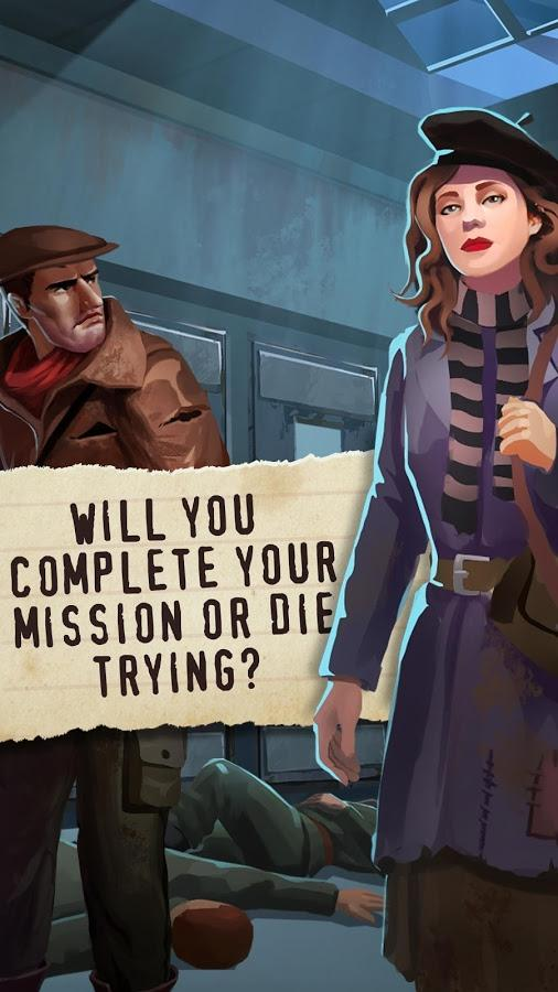 4-Adventure Escape: Allied Spies