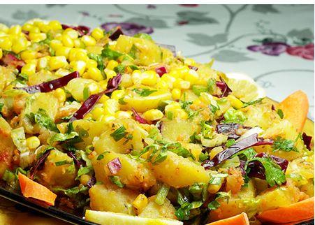 Kartof Salatı