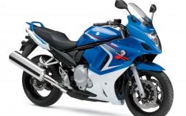 2009 Suzuki GSX 650F Motor...