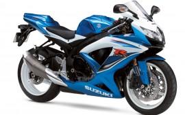 2009 Suzuki GSX R600 Bike