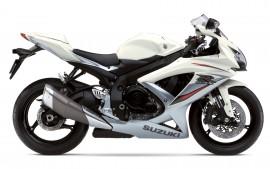 2009 Suzuki GSX R750a