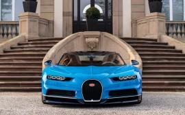 2017 Bugatti Chiron Geneva...