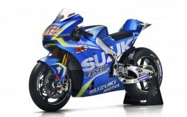 2017 ECSTAR Suzuki Team...