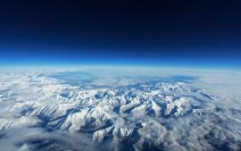 Earth Mountain Range