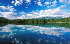 Edith Lake Jasper National...