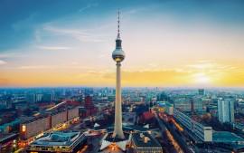 Fernsehturm Berlin TV Tower...