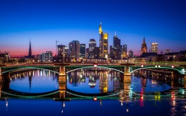 Frankfurt Germany 5K