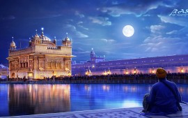 Golden Temple Amritsar...
