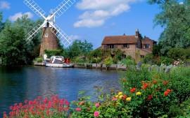 Hunsett Mill England