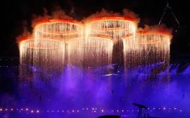 London Olympics Opening...