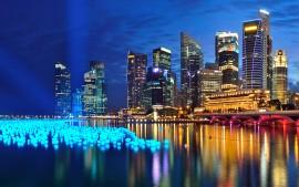 Marina Bay Singapore Panorama
