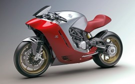 MV Agusta F4Z Zagato Superbike