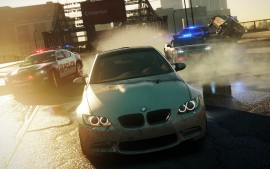 Need for Speed Most Wanted...