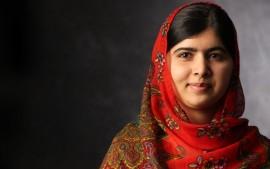 Nobel Prize Winner Malala